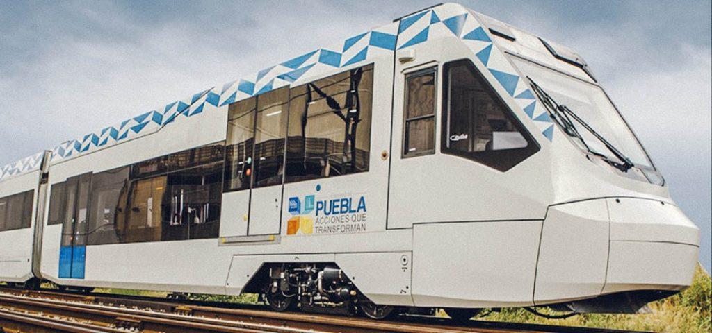 Tren Puebla