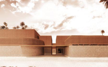 Musée Yves Saint Laurent Marrakech
