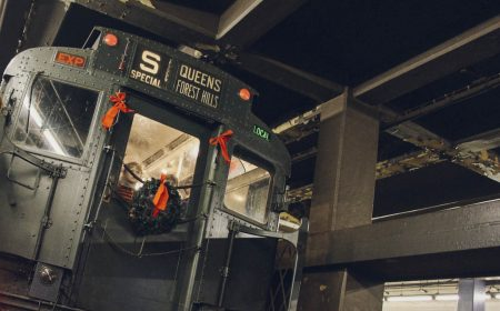 Tren Manhattan