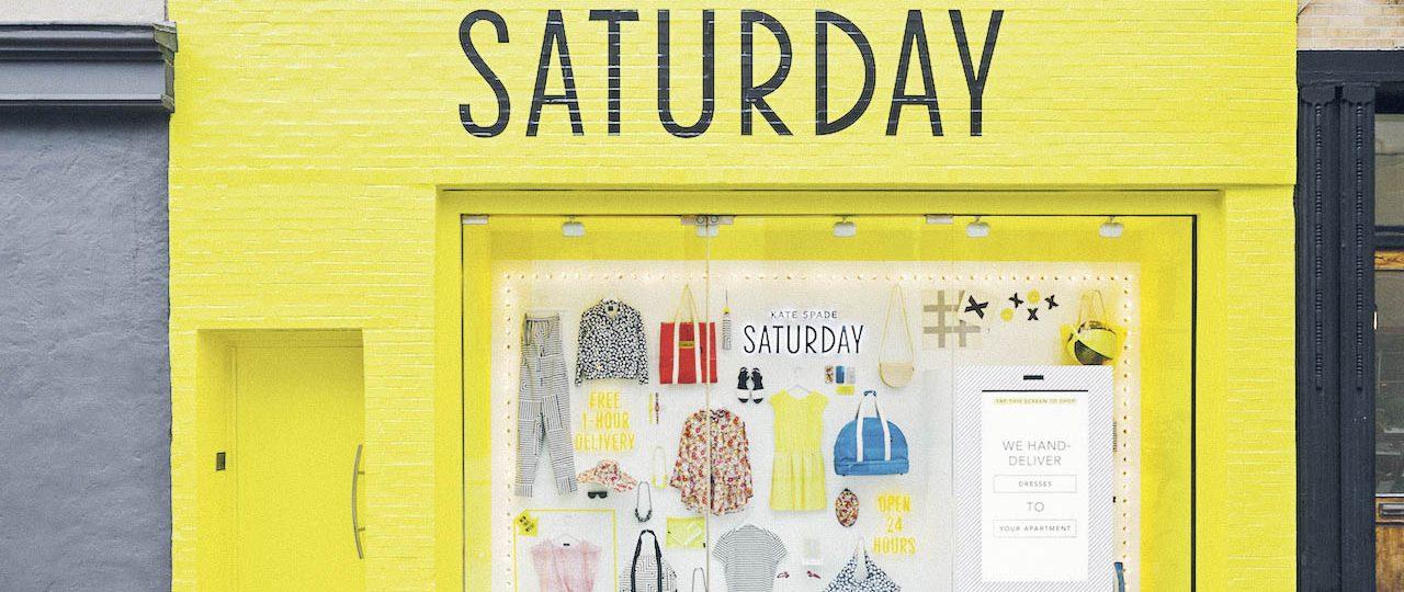 Kate Spade Saturday – NY (cerrado)