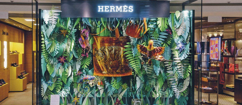 Hermés – China