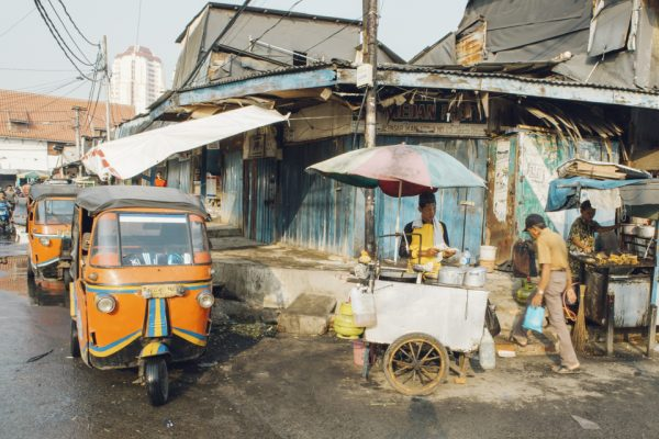 Las ciudades más famosas en Instagram - Jakarta