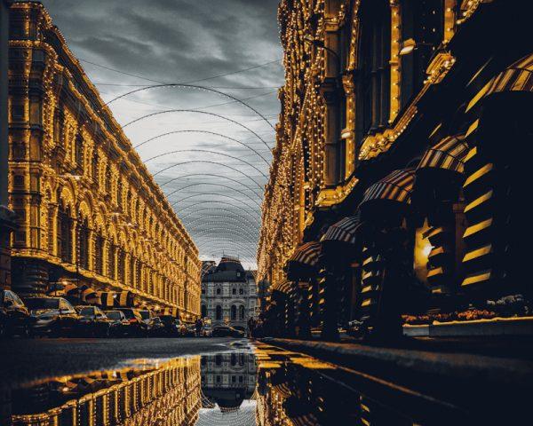 Las ciudades más famosas en Instagram - Moscú