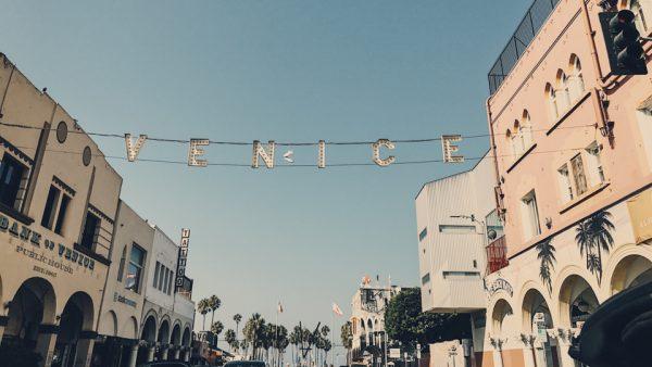Las ciudades más famosas en Instagram - Los Ángeles
