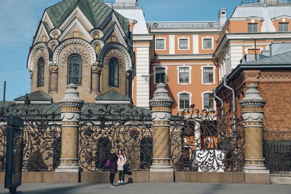 Las ciudades más famosas en Instagram - San Petersburgo