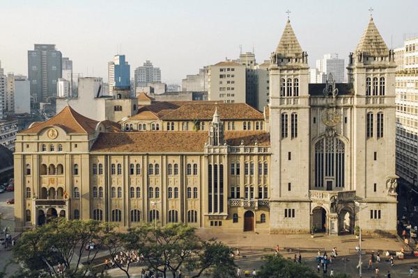 Las ciudades más famosas en Instagram - Sao Paulo
