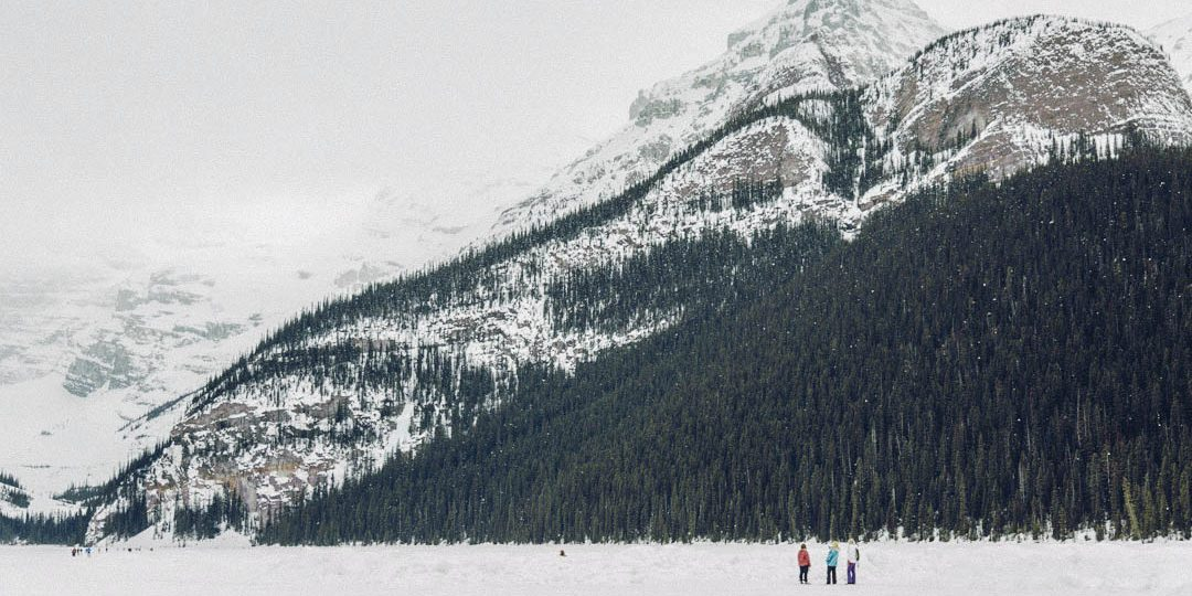 Lake Louise – Canadá (Foto: Paulina Figueroa)