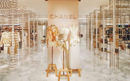 La antigua Grecia llega a Seattle con Chanel