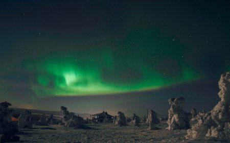6 destinos para (intentar) ver auroras boreales