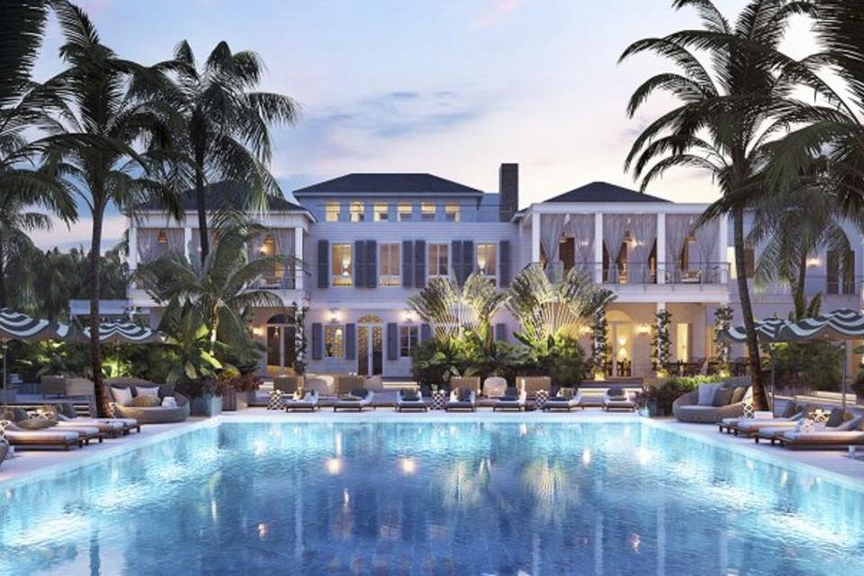 Hoteles de lujo de 2017