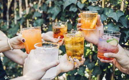Cocteles para festejar el fin de año