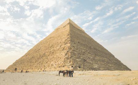 Ministra de turismo de Egipto