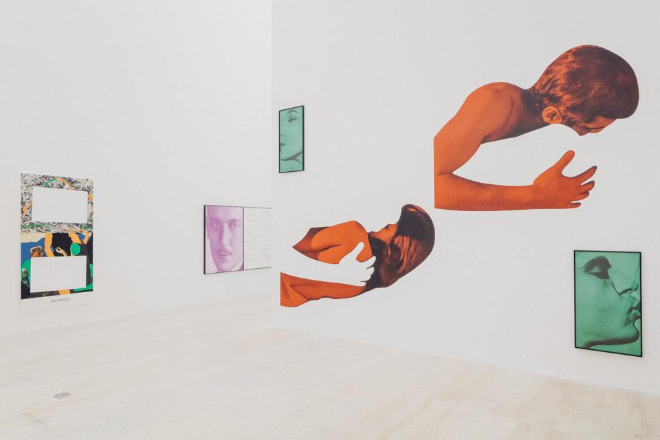 John Baldessari en el Museo Jumex