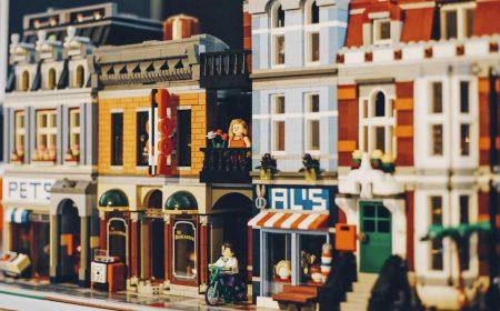 Primera tienda LEGO en México