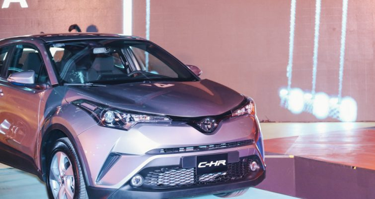 C-HR de Toyota Travesías