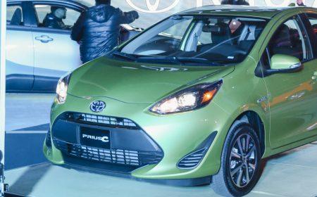 Toyota Prius C Travesías