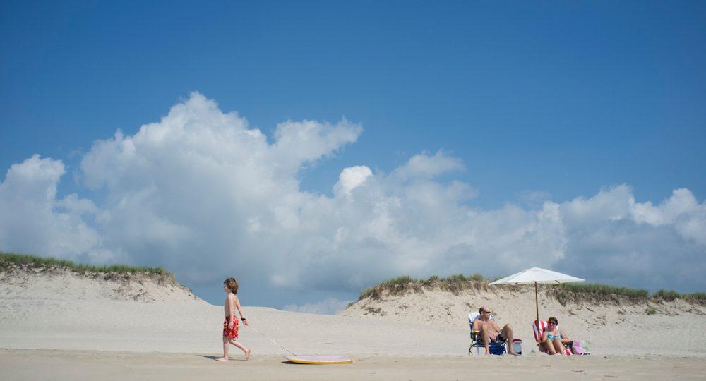 Felix, Sag Beach.