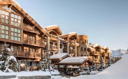 Hotel L'Apogée Courchevel | Revista Travesías