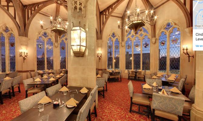 Cinderella´s Royal Table