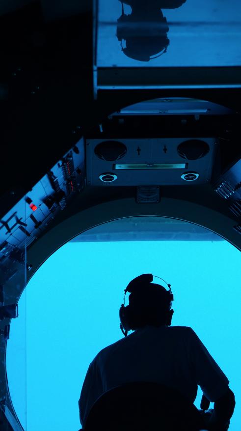 Viajes submarinos