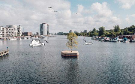 Las islas flotantes de Copenhague | Revista Travesías