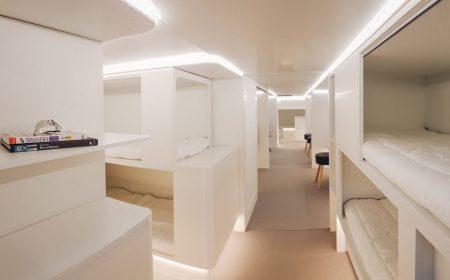 Aviones con camas | Revista Travesías