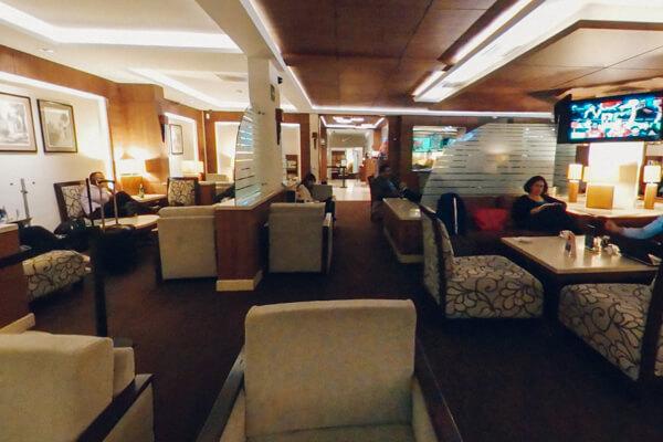 Salas VIP de la terminal 1   Revista Travesía