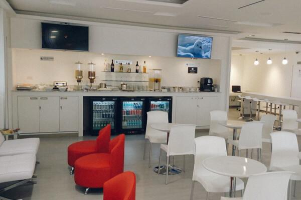Salas VIP de la terminal 1   Revista Travesías