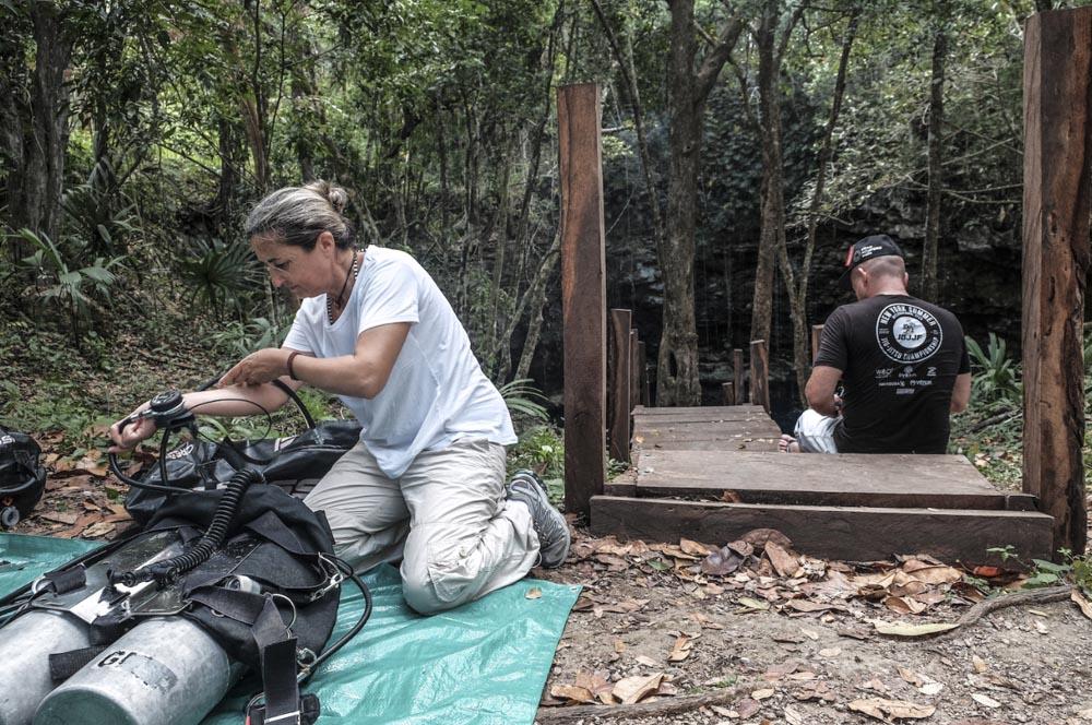 Gran acuifero maya