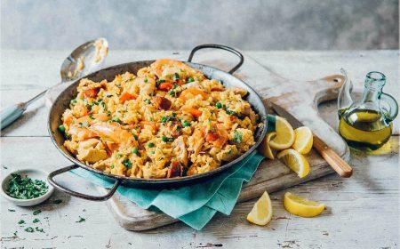 Paella Tesco Real Food