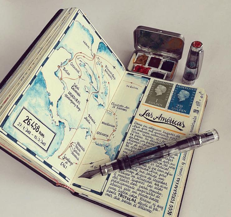 Libretas viajero