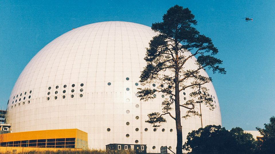 Ericsson Globe, en Estocolmo, Suecia