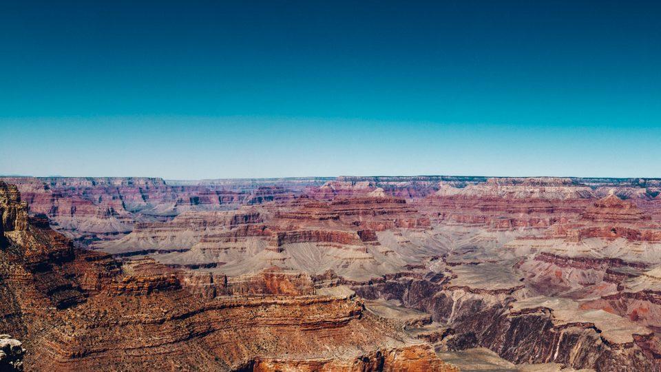 Vista desde Grand Canyon Skywalk