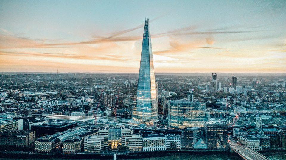 The Shard, en Londres, por Fred Mouniguet