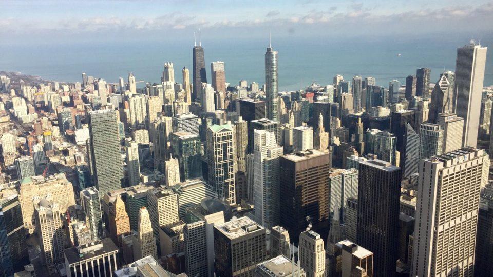 Vista desde The Skywalk, por Ximena López Díaz