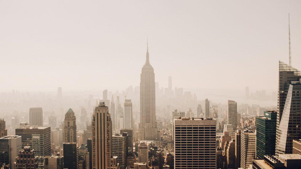 The Skywalk, en la Torre Willis, por Medeleine Ragsdale