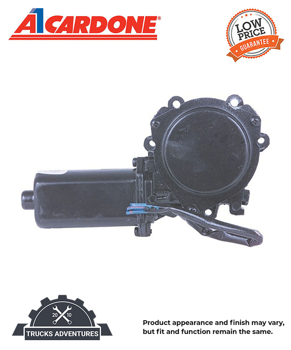 1 Pack A1 Cardone 47-2160 Remanufactured Window Lift Motor
