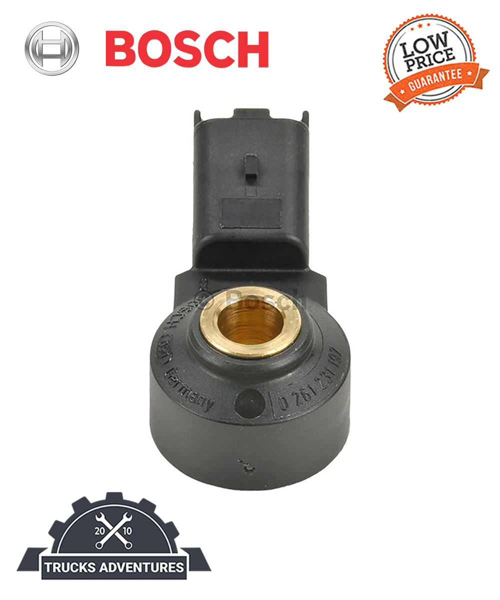 Ignition Knock Sensor Bosch Mini R55 R56 R57 R60 R61 Cooper Detonation