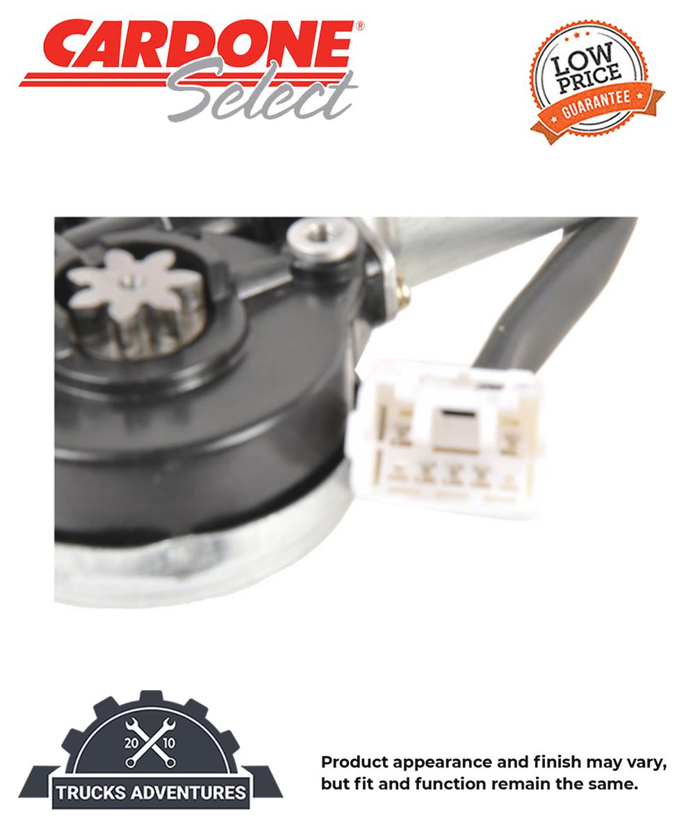 Power Window Motor-Window Lift Motor Cardone 82-4111
