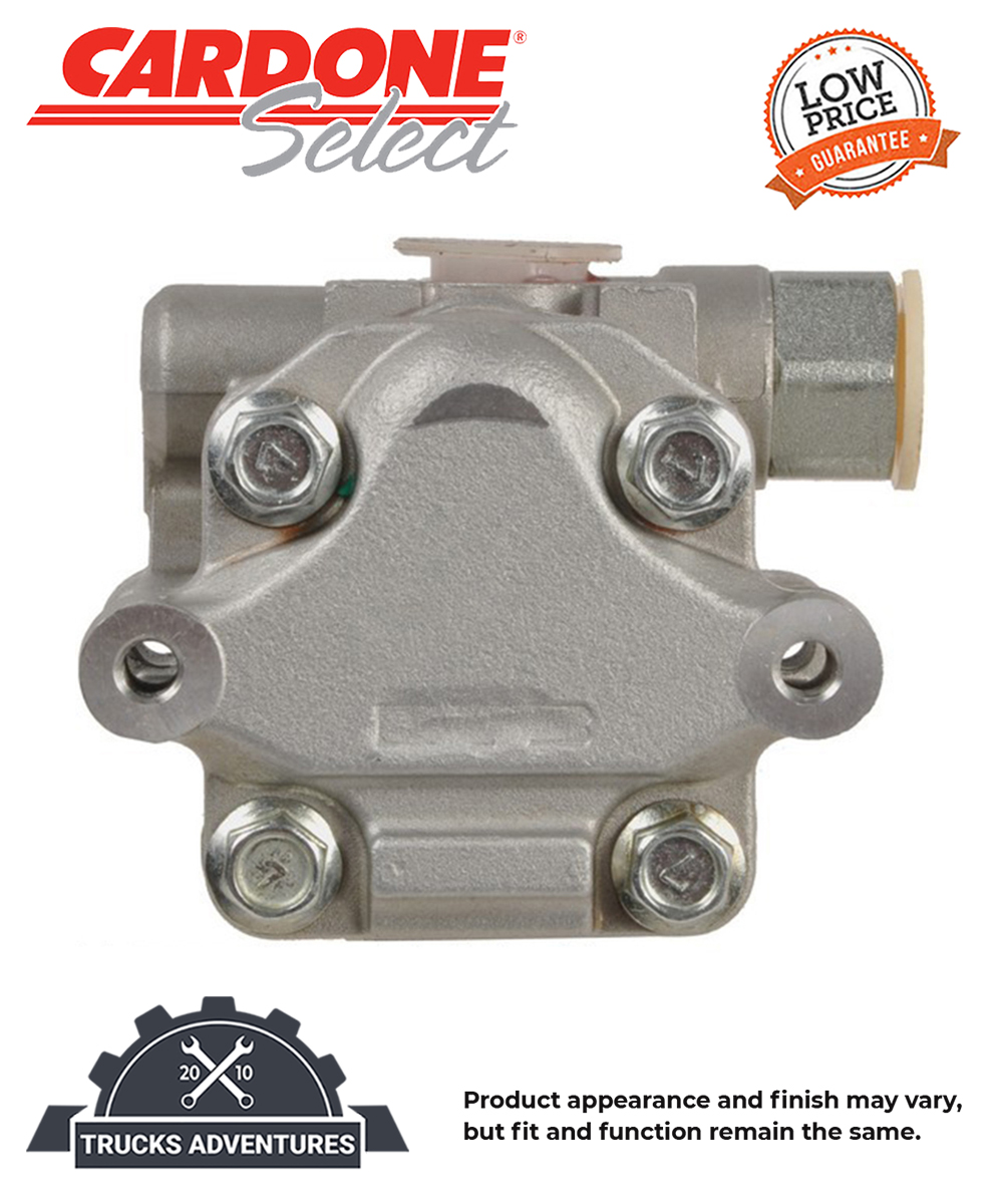 Cardone Select 96-8740 New Power Steering Pump