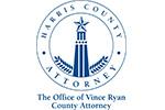 Harris County Vince Ryan