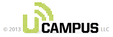 UCampus Logo with Copyright