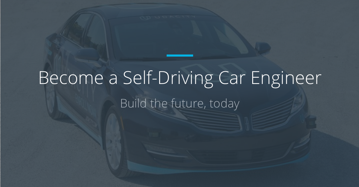 Udacity Self Driving Car Hiring Partners
