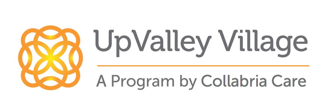 UpValley Village logo, NAPA Valley