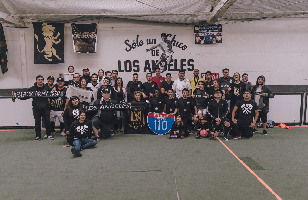 The Black Army LAFC
