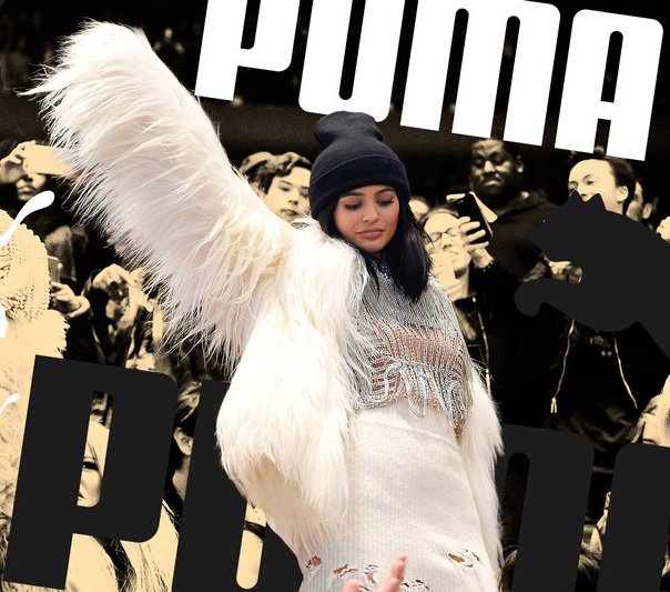 Puma and Kylie Jenner.