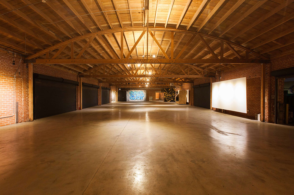 The Container Yard event space