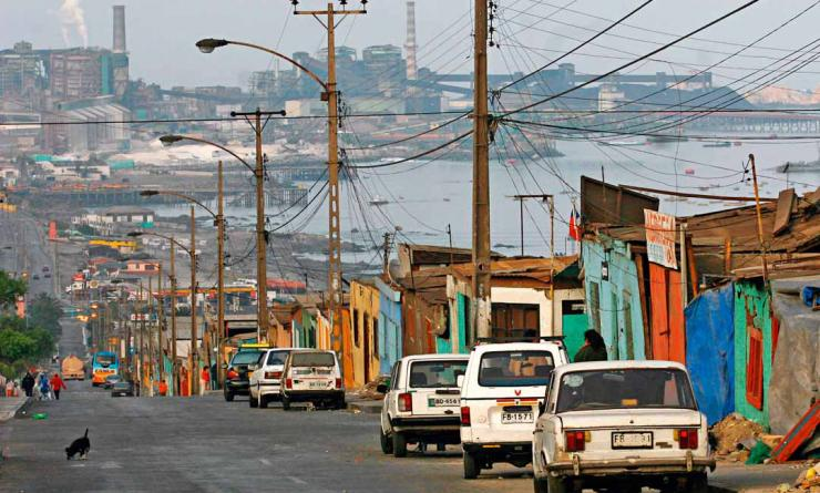 Tocopilla Chile