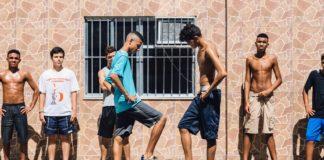 Diadora street football Rio Brazil Olympics Medals Pack
