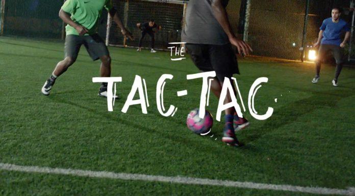 Nike Tac Tac video